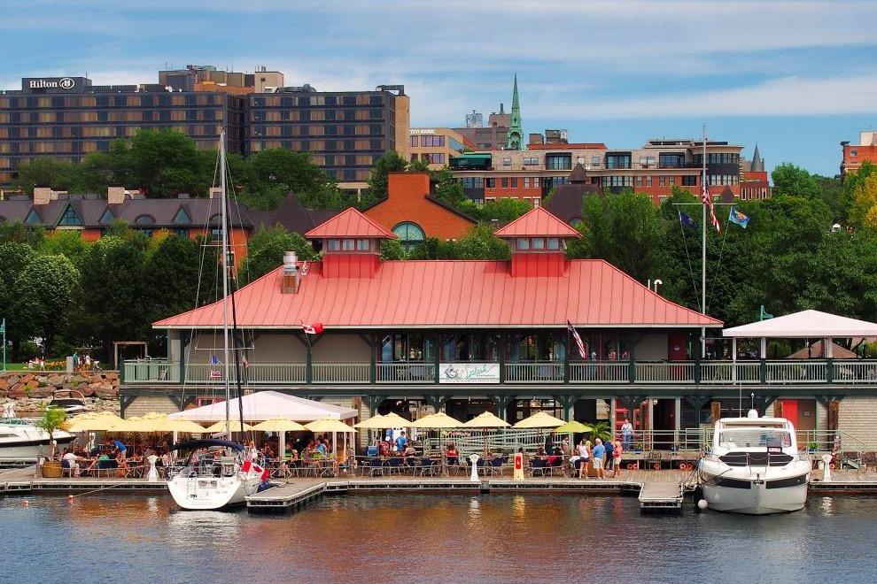 Splash Boathouse Burlington Vermont